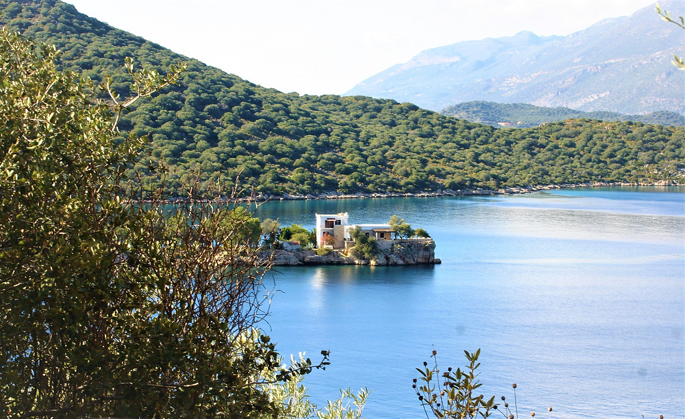 The True Turguoise of the Lycian Way