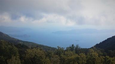 The Greek island of Ro