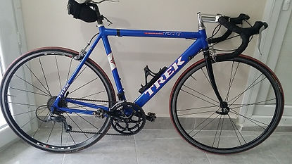 Trek 1200 Aluminium road bike