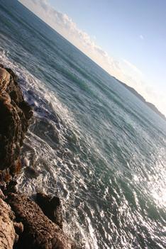 The Lycian Blue sea for Cakil beach
