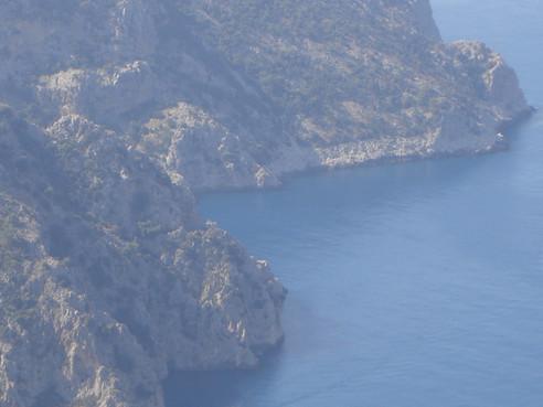 Lycian ruggedness