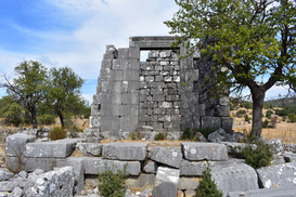 Temple in Adada