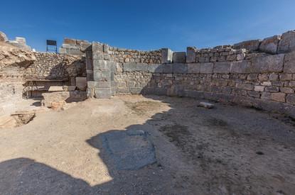 Basilica of St Paul Antioch ad Pisidiam - Thanks to Curt Bidinger