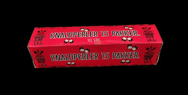 KNALDPERLER 15 ÆSKER