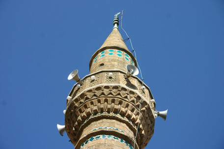 Minarette of Egirdir Mosque