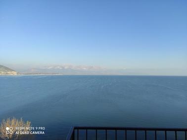 Mt Barla from Lake Egirdir