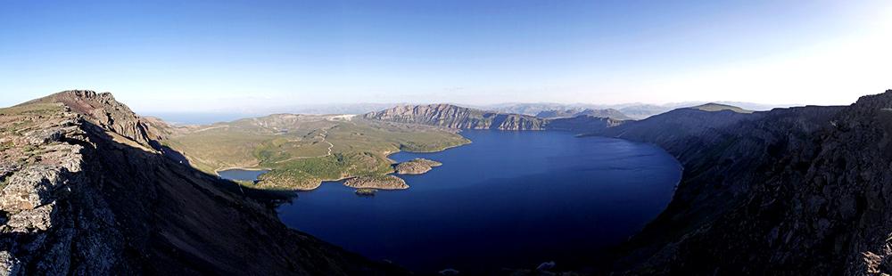 Nemrut Crater Lake