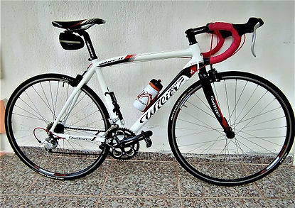 Wilier Triestina road bihe for hire in Turkey