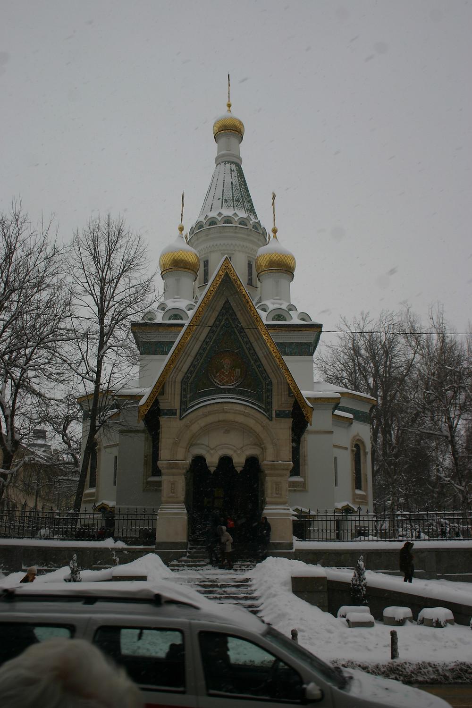 Russian Church in Sofia