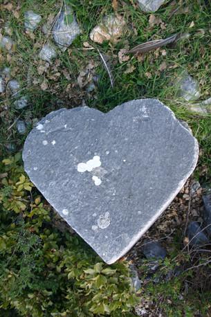 Love of Stone.  Lycian Heart Pillar