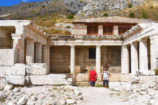 Late Hellenistic Spring at Sagalassos