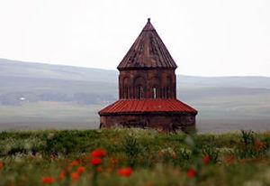 UNESCO site of Ani, on a custome tour round Turkey