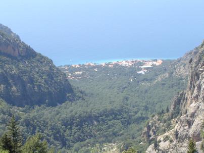 View from Karaagac - Kirme