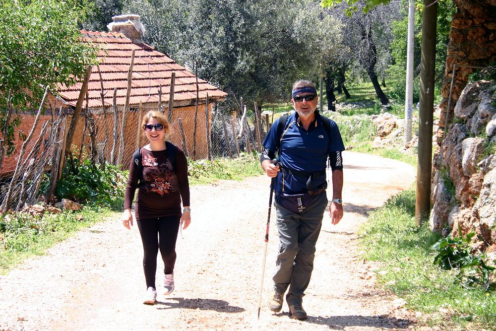Spring trekking in Lycia