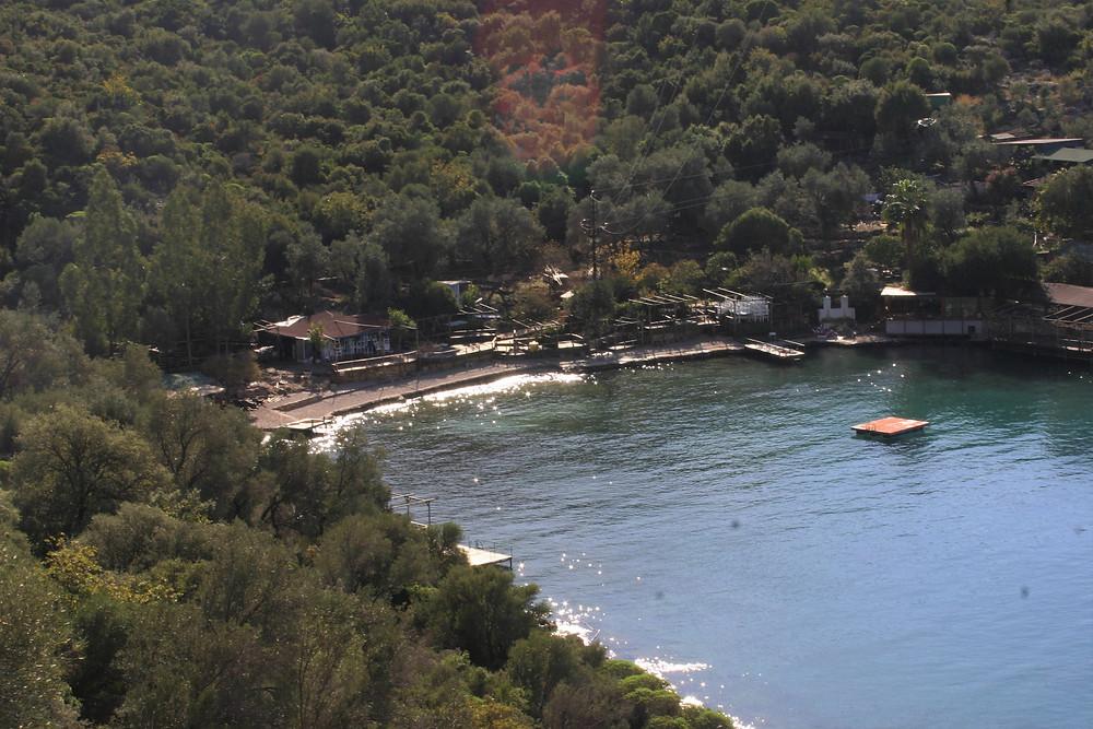 Limanagzi Nuri's beach