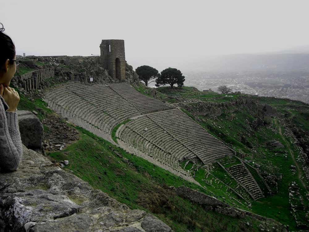 Acropolis Theatre Pergamon UNESCO