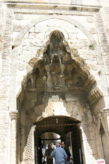 Seljuk Doorway of Egirdir Madrassa