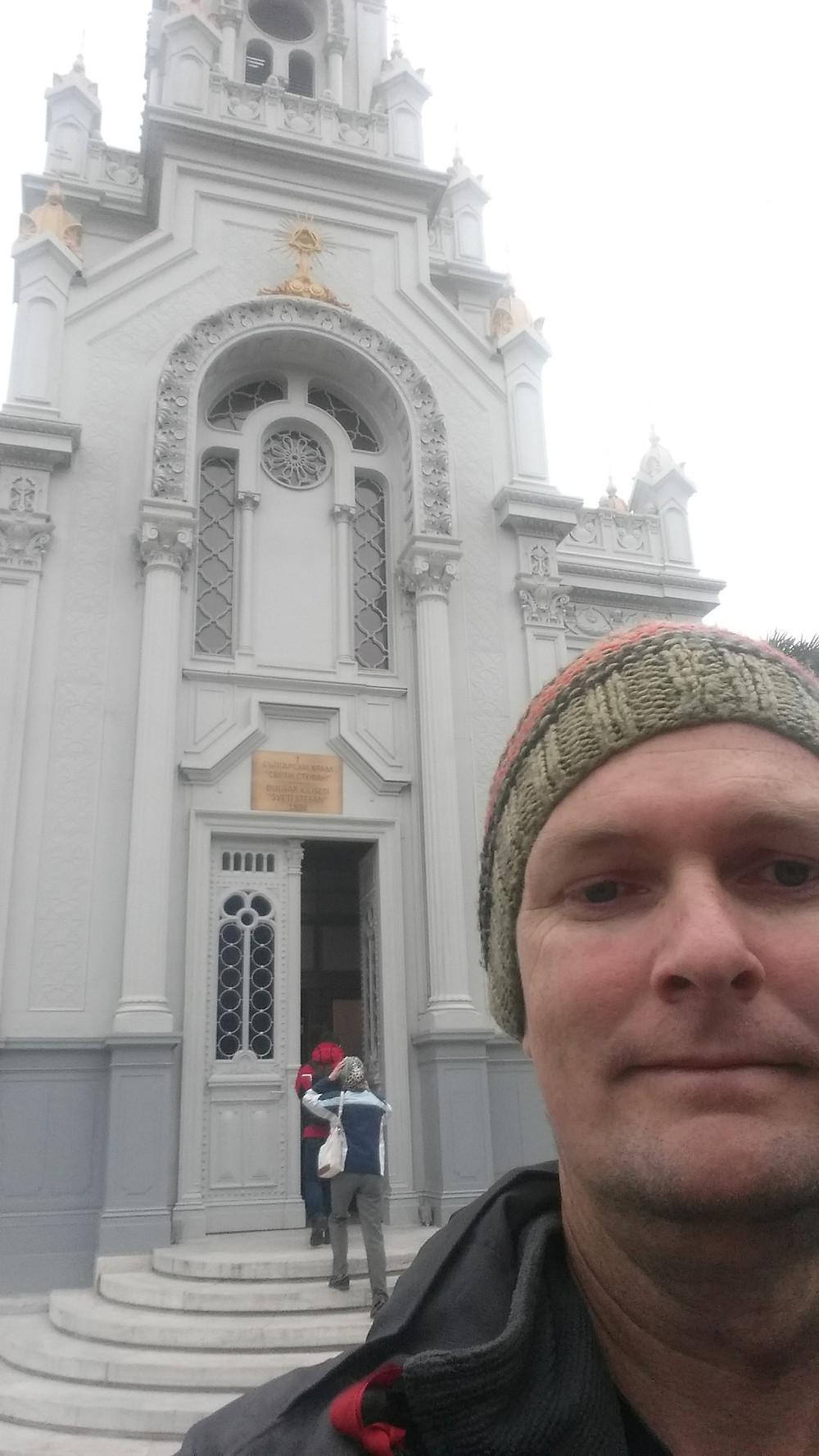 The Iron Church of Istanbul. Bulgarian Orthodox.