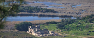 The Harbour Baths of Patara