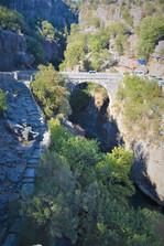 Roman Bridge at mouth of Canyon
