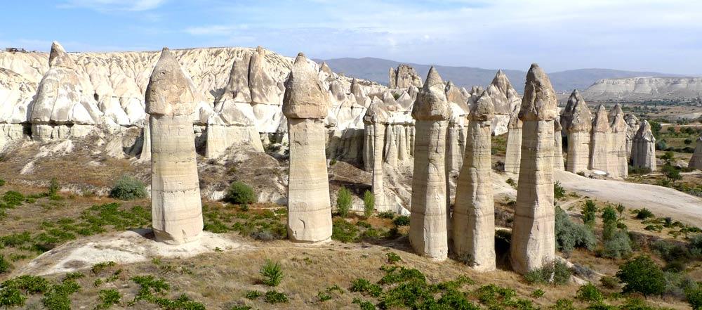 love valley cappadocia UNESCO tour
