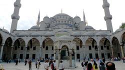 Tour total The Blue Mosque UNESCO