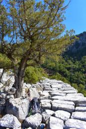 Stone Road to Adada on St Paul Trail