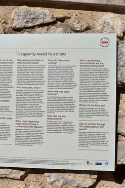 FAQ of Sagalassos