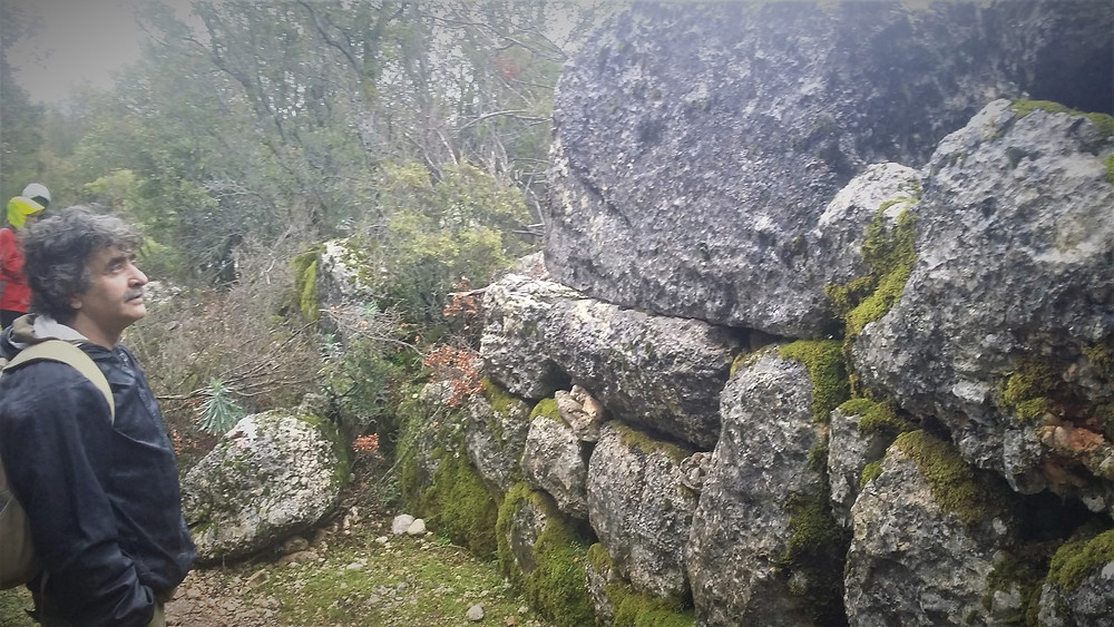 Archaic period buidings in central Lycia
