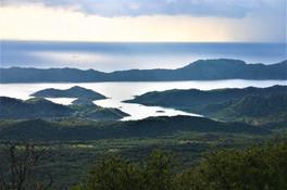 Gokkaya bay from Hoyran