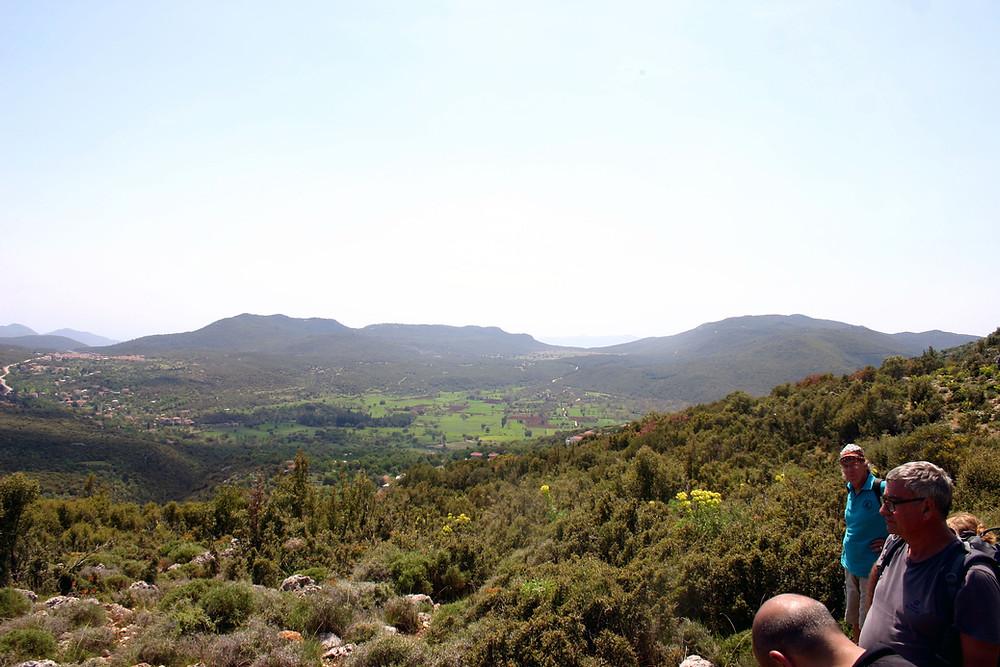 Phellos on the Lycian way