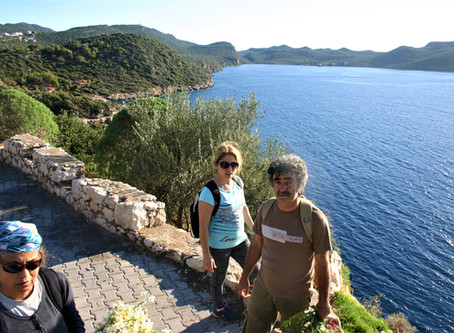 Second Spring on the Lycian Way