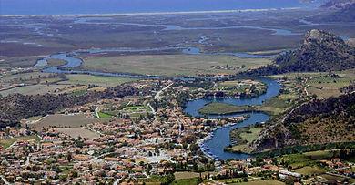 The Dalyan Delta
