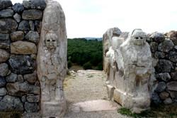Hattusas Sphynx gate UNESCO Tour