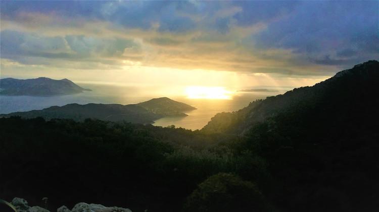 Stormy day in Lycia