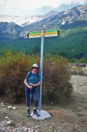 St Paul Trail signpost