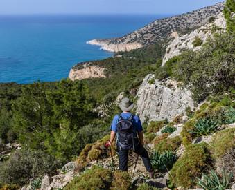 climb on the Lycian Way from Gavuragili to Bel