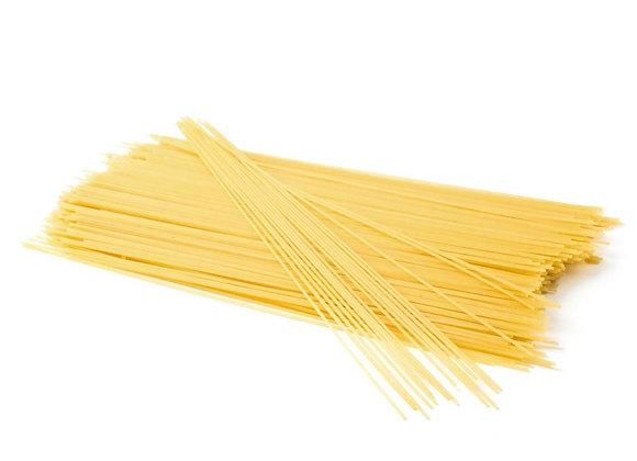 Tallarines de trigo