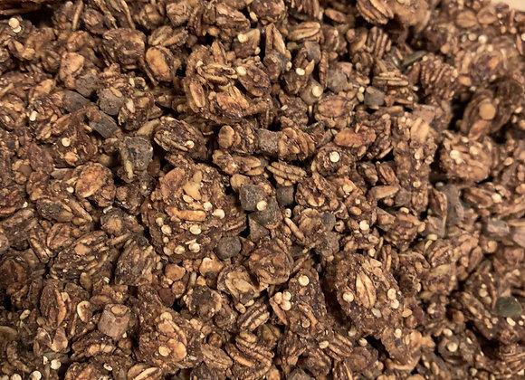 Muesli de chocolate a granel
