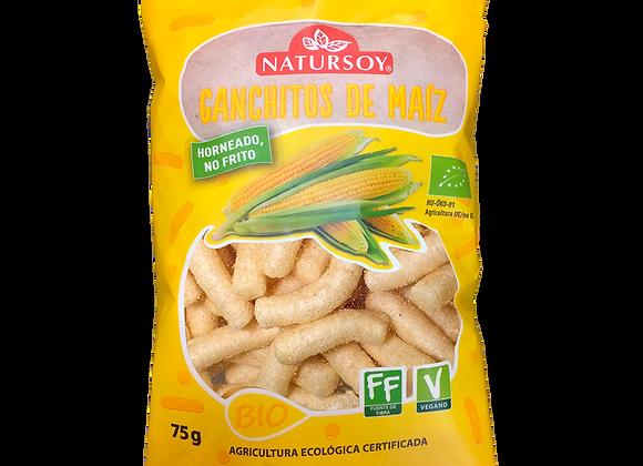 Ganchitos de maíz