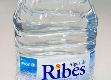 Agua Ribes 8L