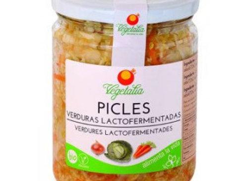Picles verduras