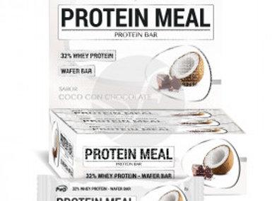 Barrita de proteína sabor coco