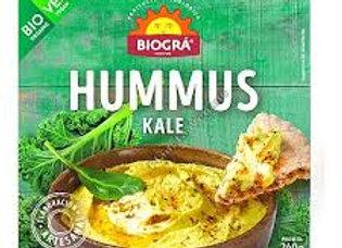 Hummus de col kale
