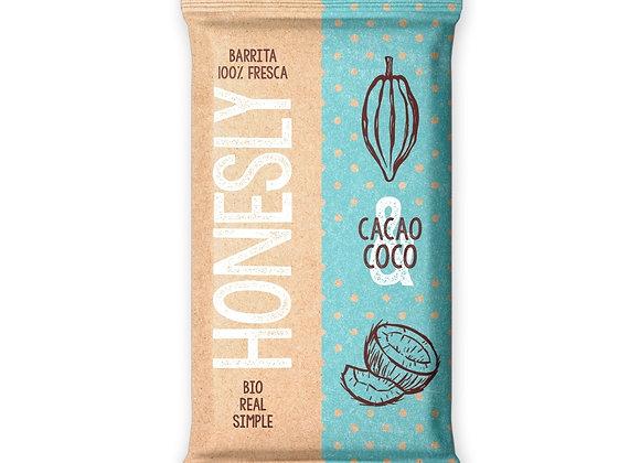 Barrita Honesly sabor coco
