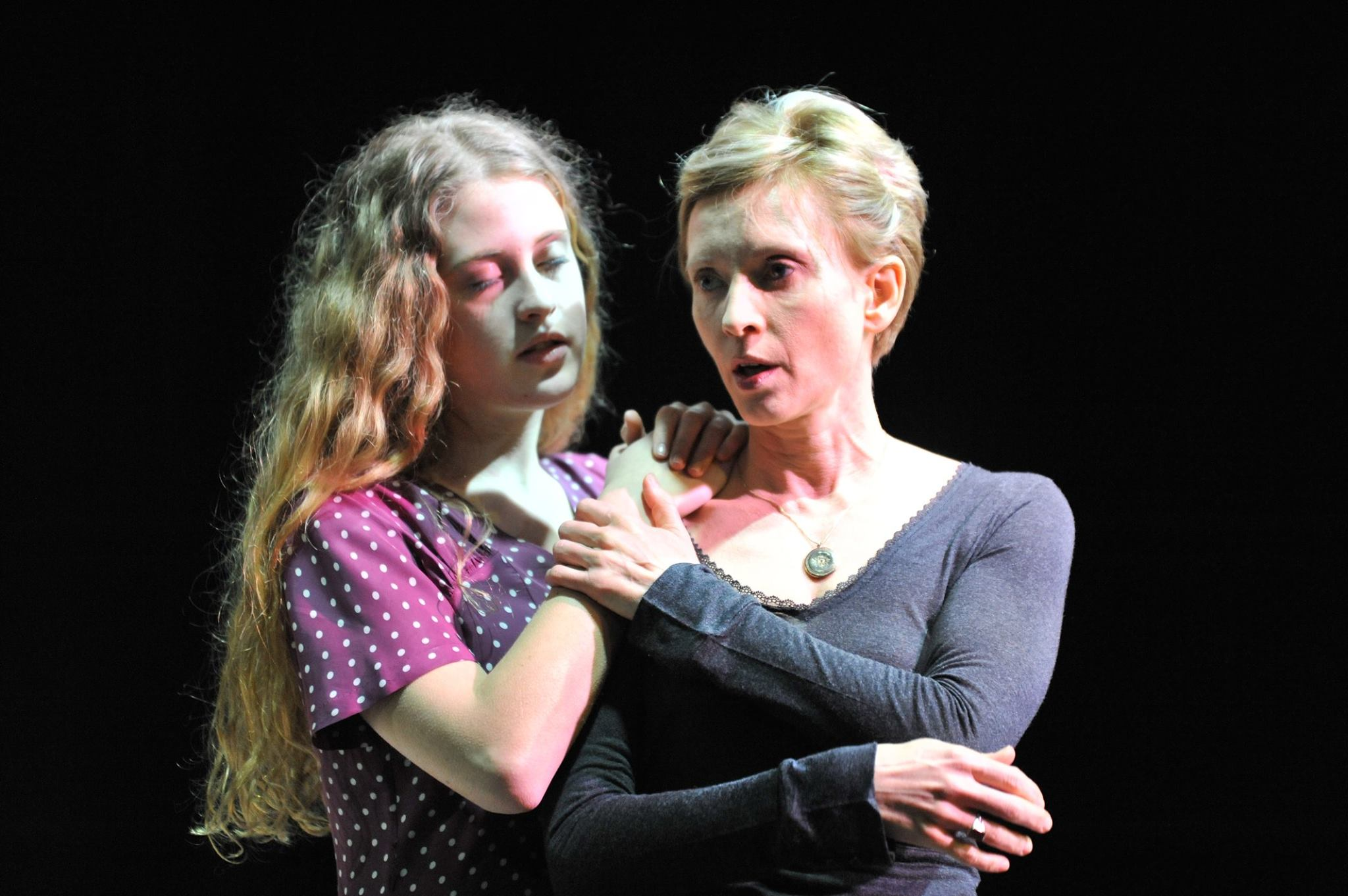 EGMONT (Goethe) Klare und die Mutter