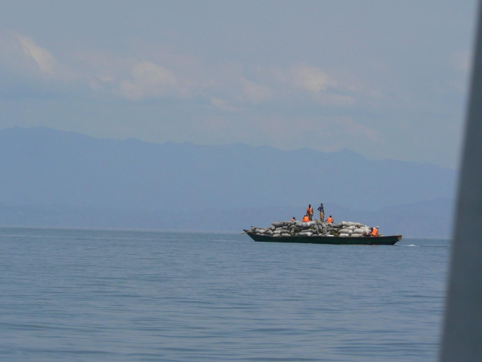 Rwandaコーヒーボート