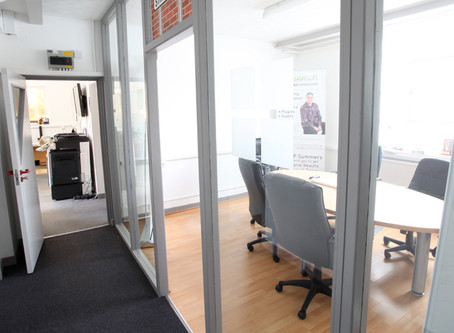 Why is Mill Studio Great Serviced Office Space for International Businesses?