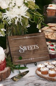 Sweets sign