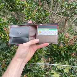 Inside my new wallet